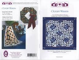 Ocean Waves 8550 Marti Michell