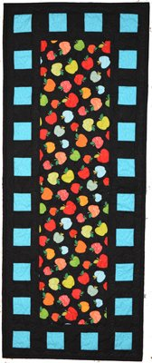 Floaters Table Runner Pattern