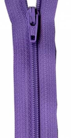 ATK341Z 14 Zipper Princess Purple