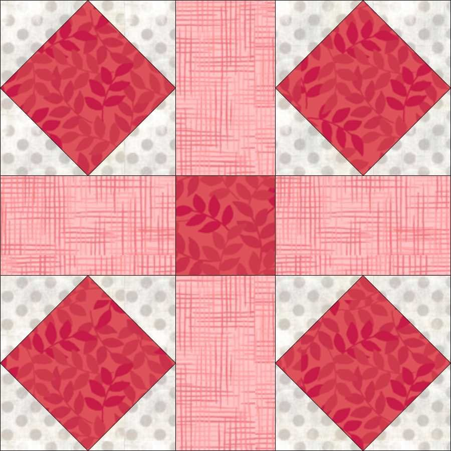 tHIS Love Quilt Along Block 12 Pattern