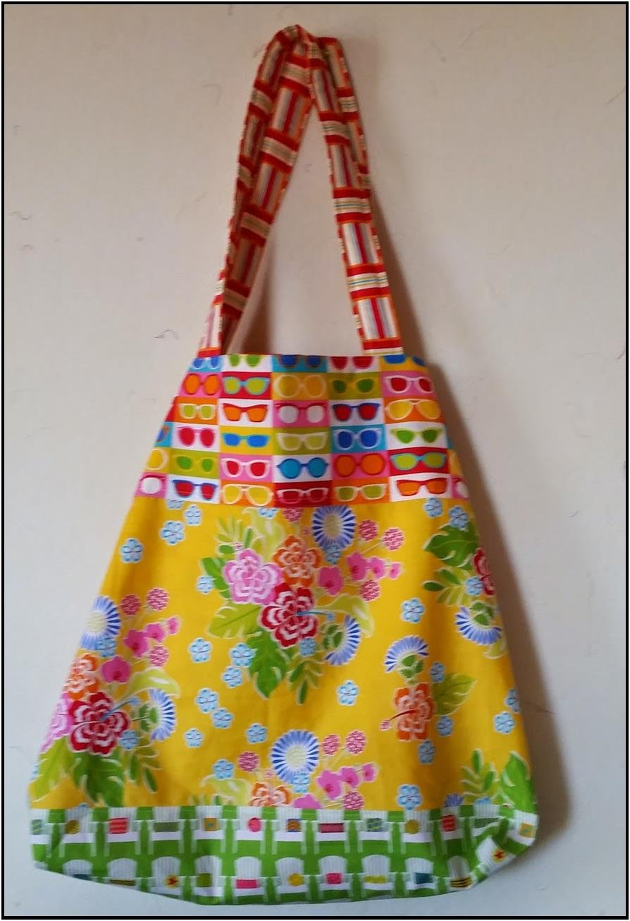 Big Tote Pattern