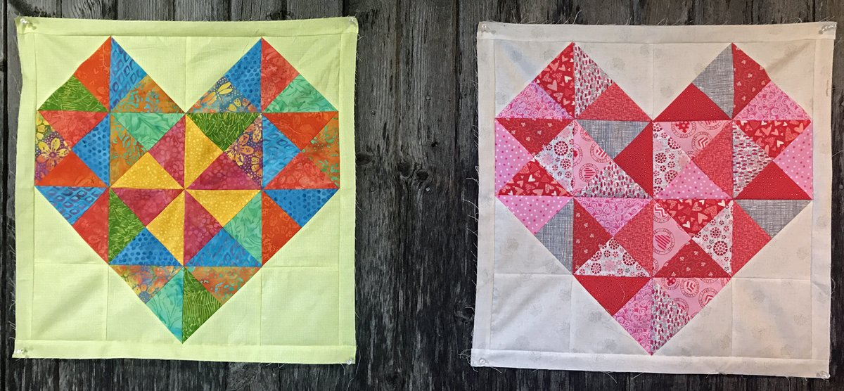 tHIS Love Quilt Along Block 1 Pattern