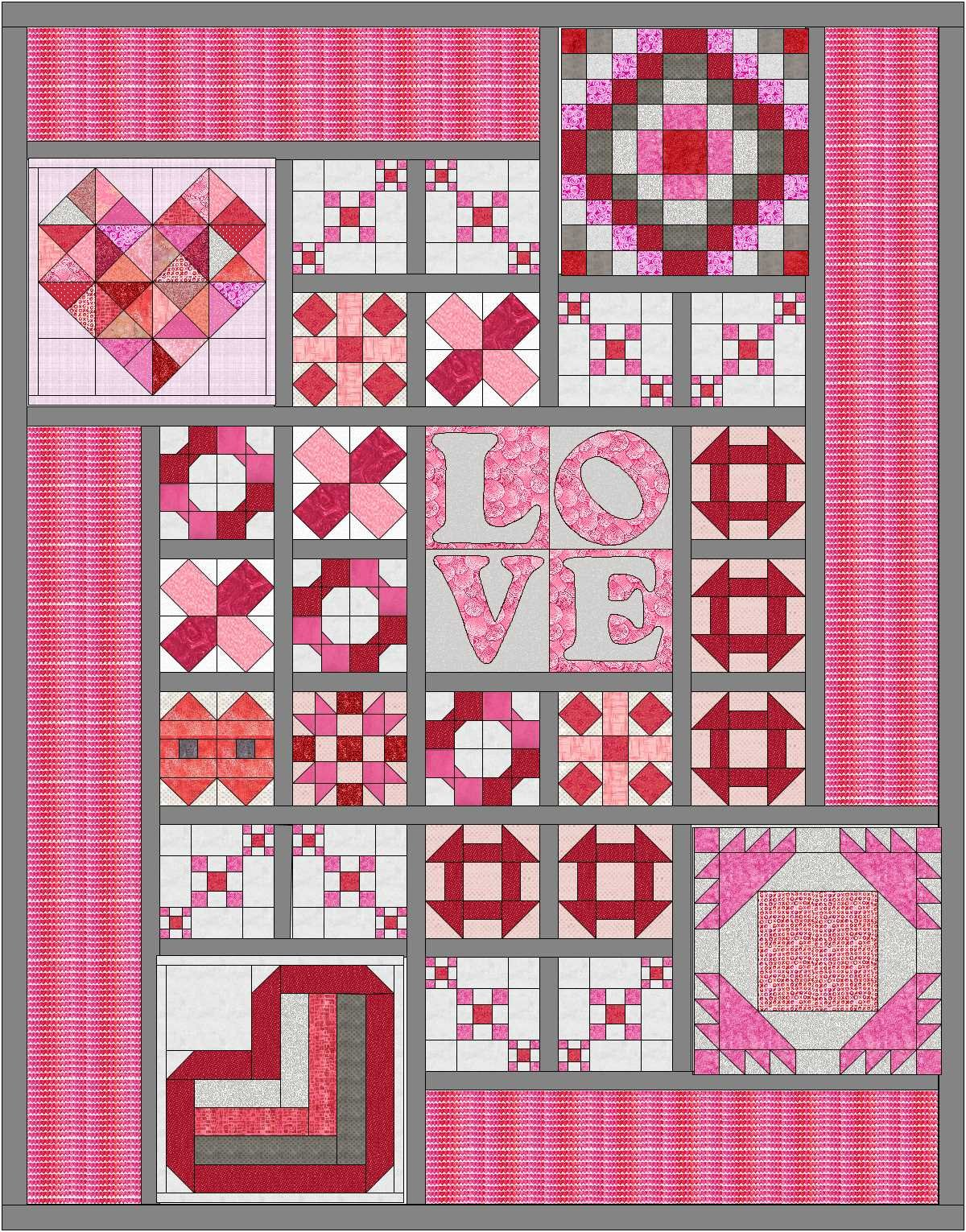 tHIS Love Wholesale Reproducible Pattern Series