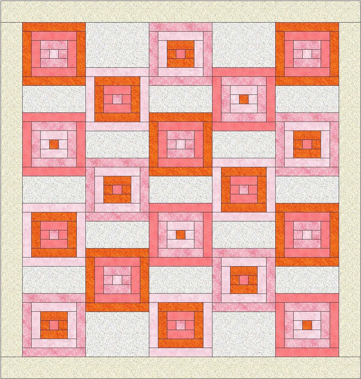 Gumdrops Hard Copy Pattern