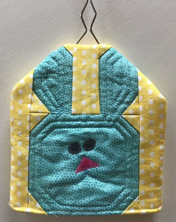 Hop Swat Hard Copy Pattern