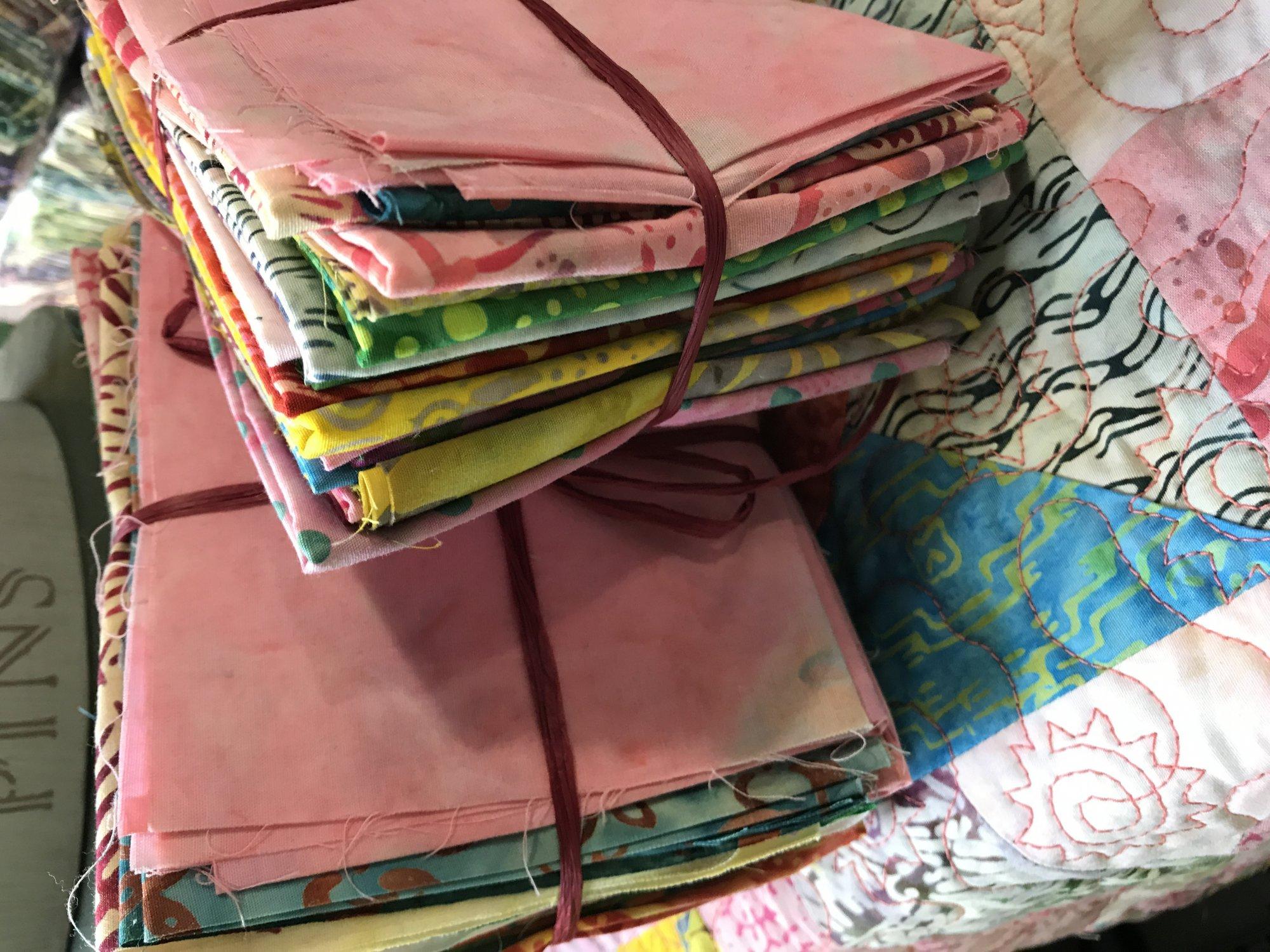 Batik Bundle (24) Fat Eighths