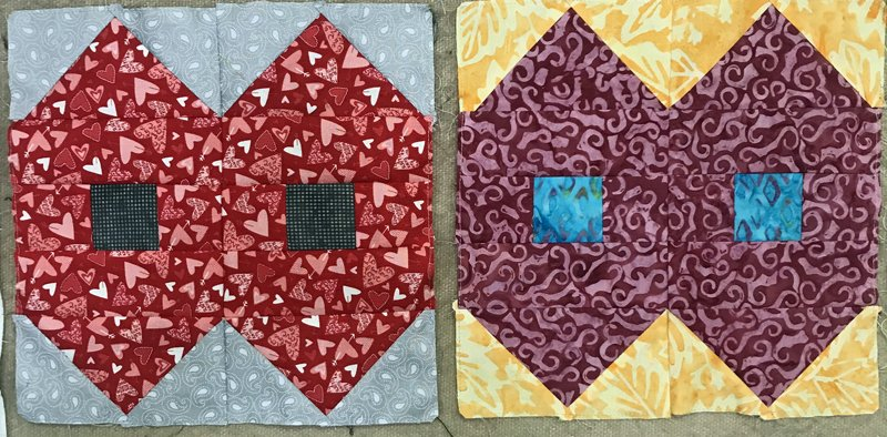 tHIS Love Quilt Along Block 6 Pattern
