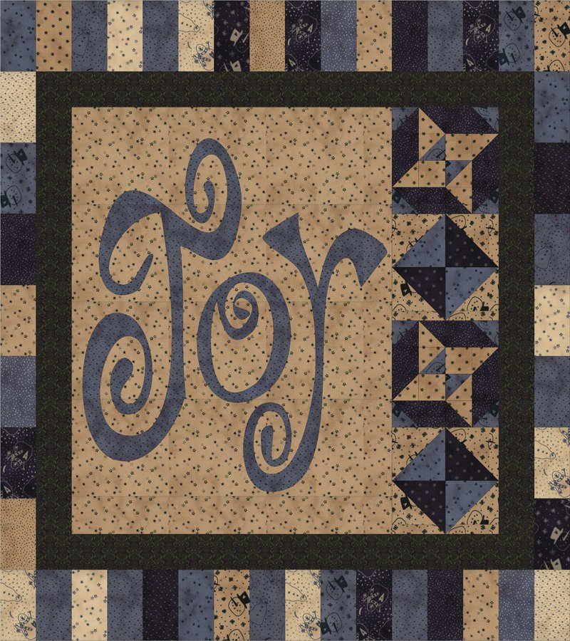Joy to the World Electronic Download Pattern