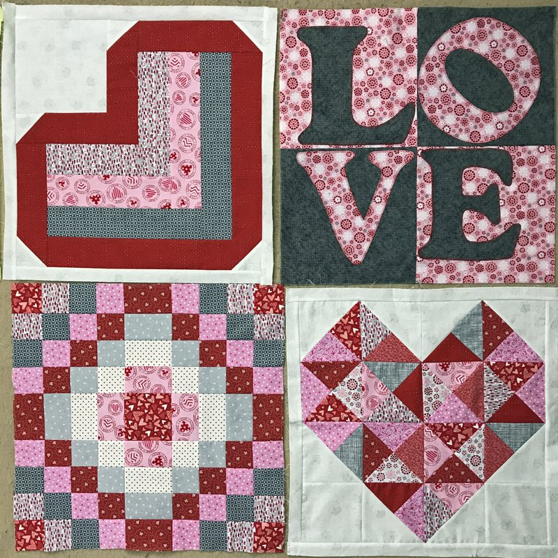 tHIS Love Quilt Along Block 4 Pattern