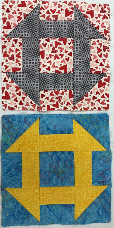 tHIS Love Quilt Along Block 9 Pattern