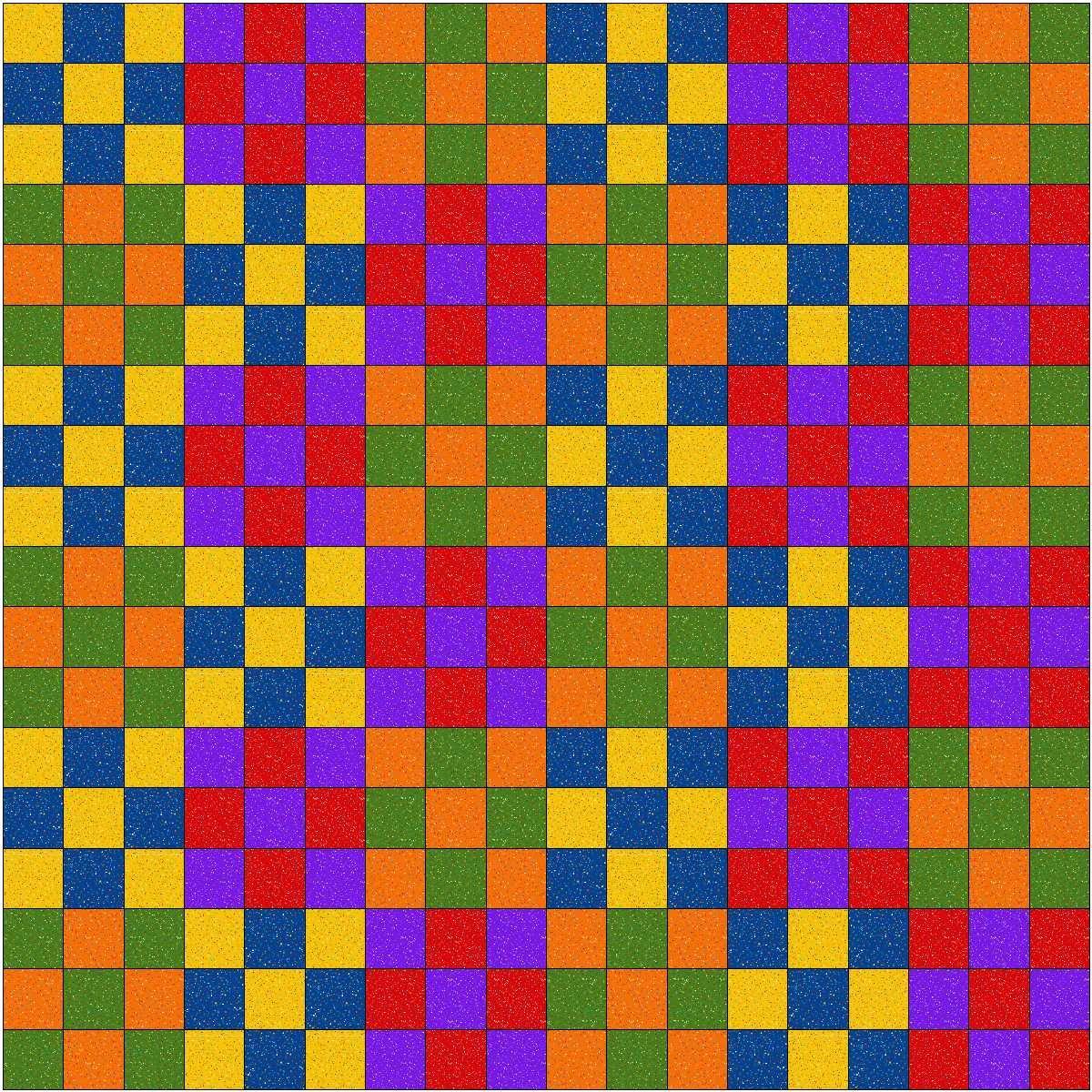 Nooner Hard Copy Pattern