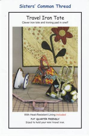 SCT10105 Travel Iron Tote Pattern