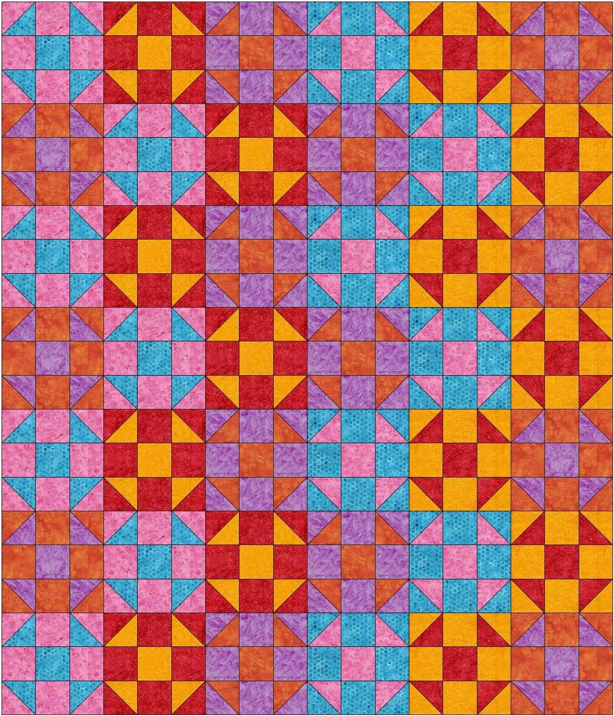 Shoo Box Hard Copy Pattern