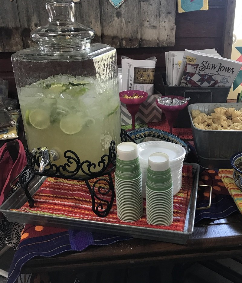 Virgin Margarita Recipe