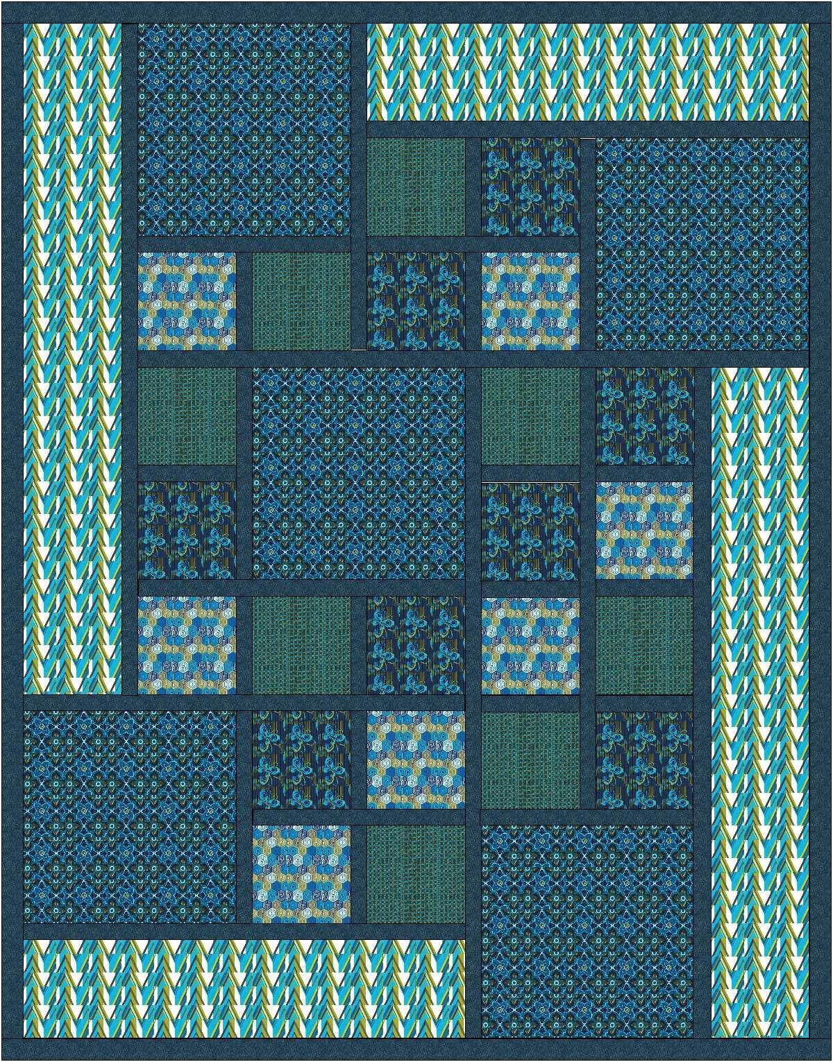 Cube Farm Pattern