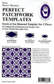 Storm At Sea Multi-Size Diamond Template Marti Michell