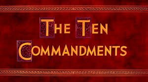 Ten Commandments BOM Icon