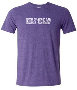 HSSS Holy Scrap Short Sleeve Purple