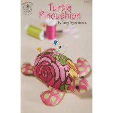 LB 505 Turtle Pincushion