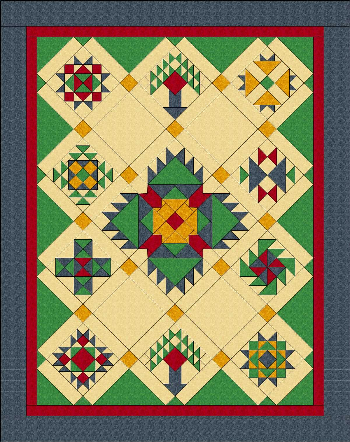 Ten Commandments Pattern Series