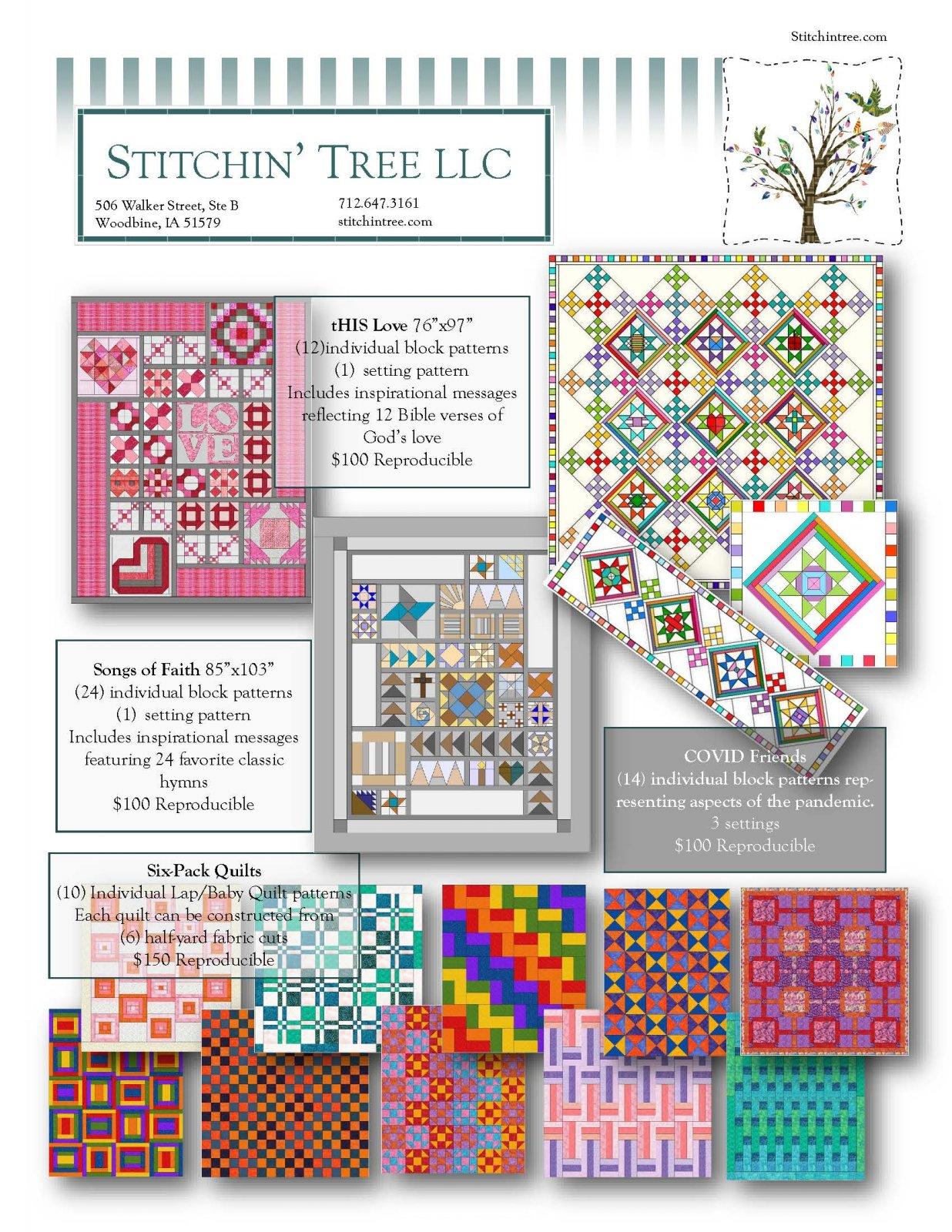 Wholesale Catalog Virtual Quilt Market Spring 2021