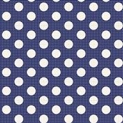 130026 Night Blue Dots