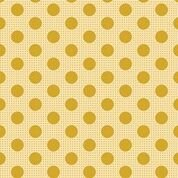 130029 Flaxen Yellow Dot