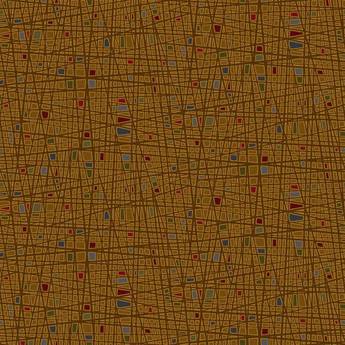 2313-44 Gold Square Texture