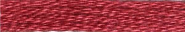 #106 Cosmo Cotton Embroidery Floss 8m Skein Pink Family