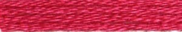 #115 Cosmo Cotton Embroidery Floss 8m Skein Pink Family