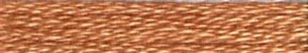 #127 Cosmo Cotton Embroidery Floss 8m Skein Orange Family