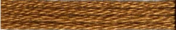 #308 Cosmo Cotton Embroidery Floss 8m Skein Gold Family