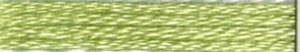 #323 Cosmo Cotton Embroidery Floss 8m Skein Green Family