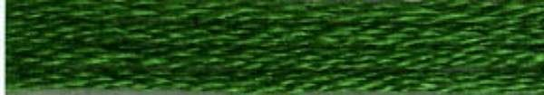 #329 Cosmo Cotton Embroidery Floss 8m Skein Green Family