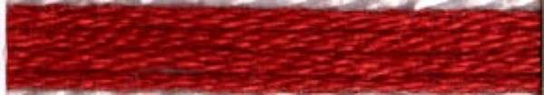 #346 Cosmo Cotton Embroidery Floss 8m Skein Red Family