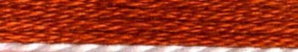 #406 Cosmo Cotton Embroidery Floss 8m Skein Orange Family