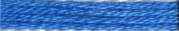 #413 Cosmo Cotton Embroidery Floss 8m Skein Blue Family