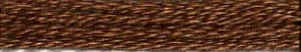 #426 Cosmo Cotton Embroidery Floss 8m Skein Brown Family