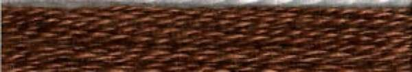 #427 Cosmo Cotton Embroidery Floss 8m Skein Brown Family
