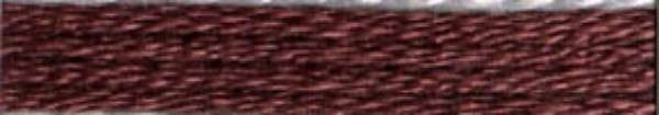 #435 Cosmo Cotton Embroidery Floss 8m Skein Mauve Family