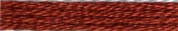 #466 Cosmo Cotton Embroidery Floss 8m Skein Orange Family