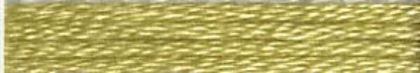#820 Cosmo Cotton Embroidery Floss 8m Skein Green Family
