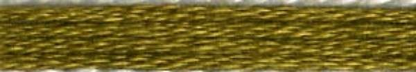 #823 Cosmo Cotton Embroidery Floss 8m Skein Green Family