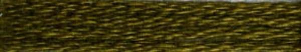 #826 Cosmo Cotton Embroidery Floss 8m Skein Green Family