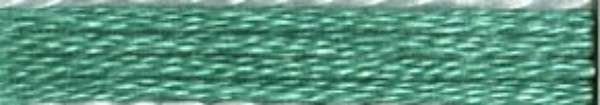 #843 Cosmo Cotton Embroidery Floss 8m Skein Teal Family