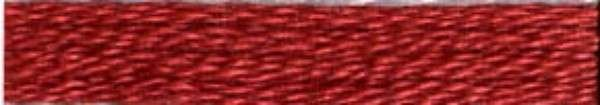 #857 Cosmo Cotton Embroidery Floss 8m Skein Red Family