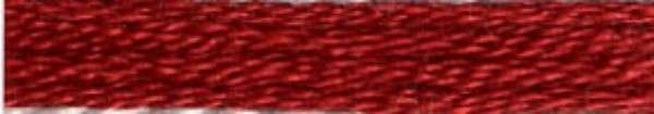 #858 Cosmo Cotton Embroidery Floss 8m Skein Red Family