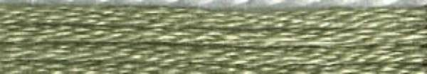 #922 Cosmo Cotton Embroidery Floss 8m Skein Green Family