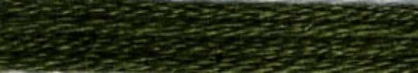 #926 Cosmo Cotton Embroidery Floss 8m Skein Green Family