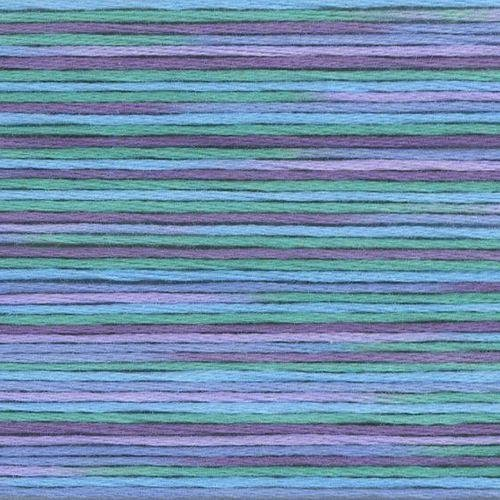 #5018 Cosmo Seasons Variegated Embroidery Floss